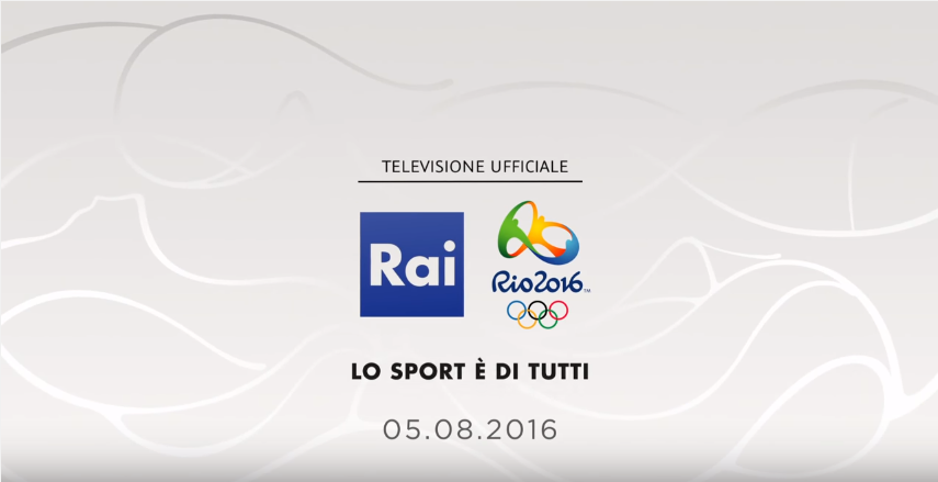Canzone Pubblicità  Rio Olympic Games Nuoto sincronizzato Luglio 2016