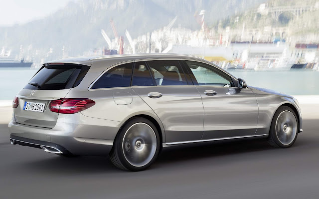 Mercedes-Benz Classe C Estate 2019