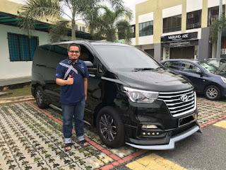 Hyundai Starex For Rent Malaysia