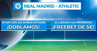 paston promo Real Madrid vs Athletic 14 enero 2021