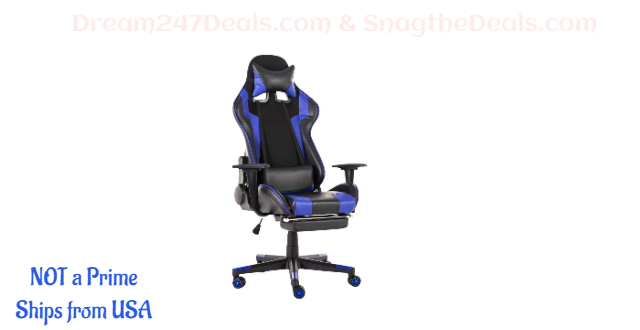 TAPCET Gaming Chair Office Chair Series (Blue) 30% OFF