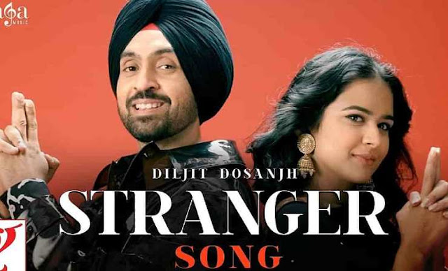 Diljit Dosanjh Stranger lyrics in English