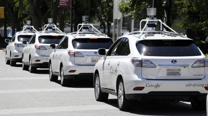 google%2Bautonomous2 Το αυτόνομο αυτοκίνητο της Google στούκαρε πάνω σε λεωφορείο. Και φταίει.