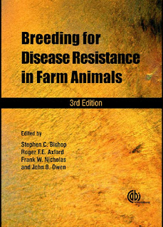 Breeding for Disease Resistance in Farm Animals 3rd Edition
