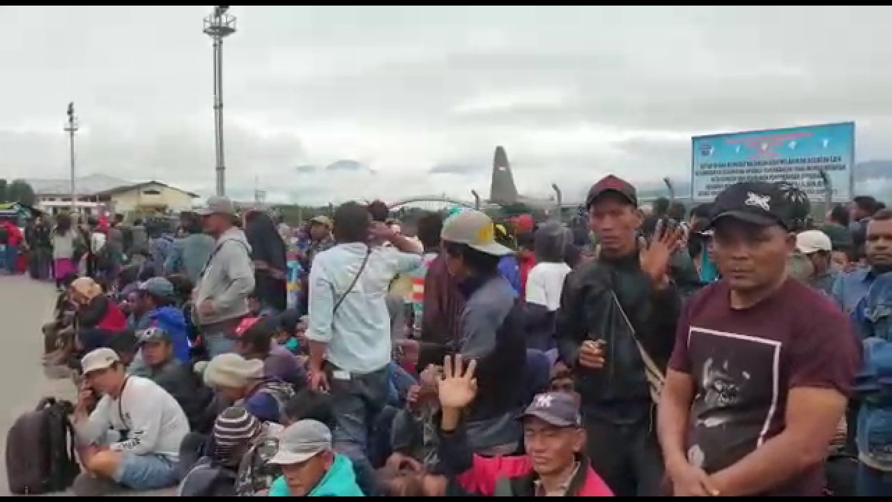 Ditawari Tetap di Wamena, Korban: Sudah Tobat!