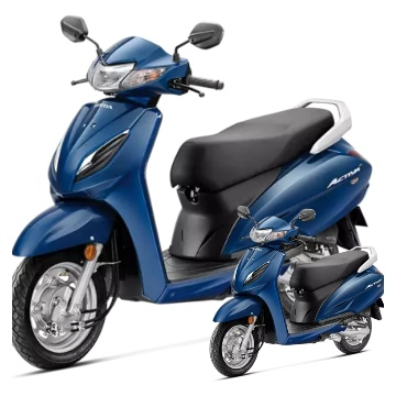 Honda Activa 6G BS6: Price, Color, features