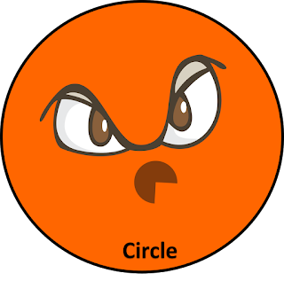Circle Shapes free clipart