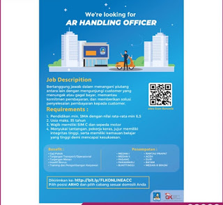 AR Handling Officer di PT Astra Credit Companies (ACC)