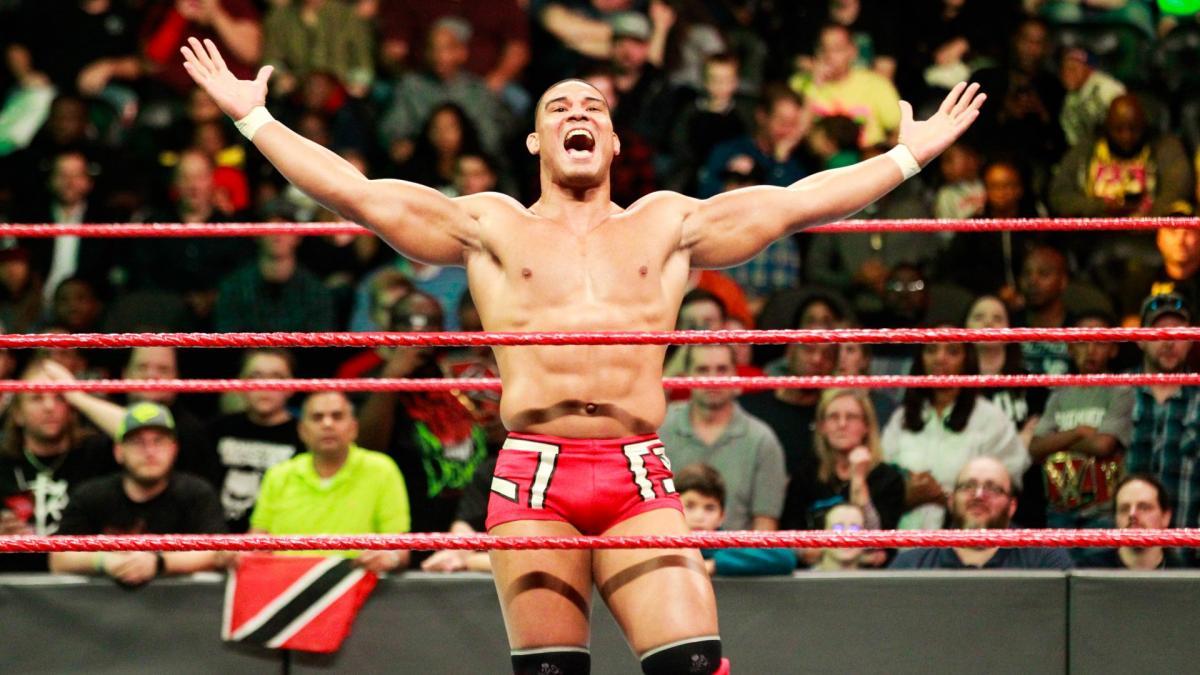 WWE tinha grandes planos para Jason Jordan