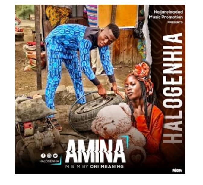 MUSIC: HalogenHia - Amina | @HALOGENHIA_