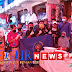 Awak Jurnalis dan BLK Pasaman Turun Ke Jalan Bagi-Bagi Masker Gratis