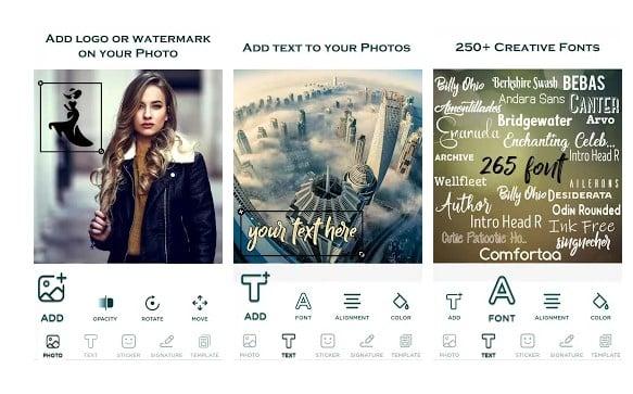 Aplikasi Cara Menambahkan Watermark pada Gambar Android - Watermark Apps Android Watermark From Appx Studio