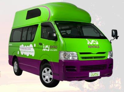 Både välplanerade och oplanerade - freecamping på Nya Zeeland