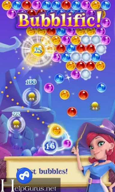 Bubble Witch 2 Saga Hack version