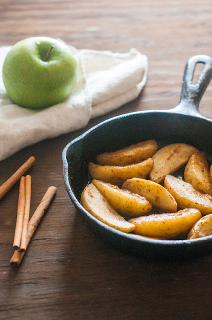Sautéed Apples (AIP, Paleo Whole30, 21DSD, Repairvite, Vegan)