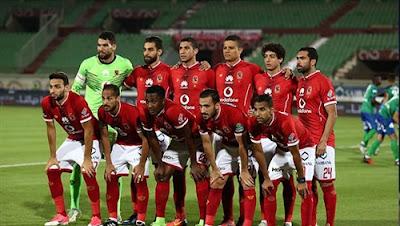 توقعات لتشكيل الأهلي أمام المصري