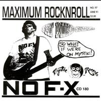 [1992] - Maximum Rocknroll