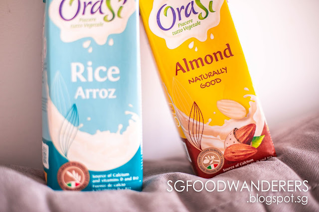Orasi Drinks: Naturally gluten and Lactose-free