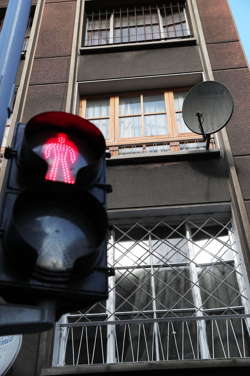 Vive al lado de un semáforo sonoro