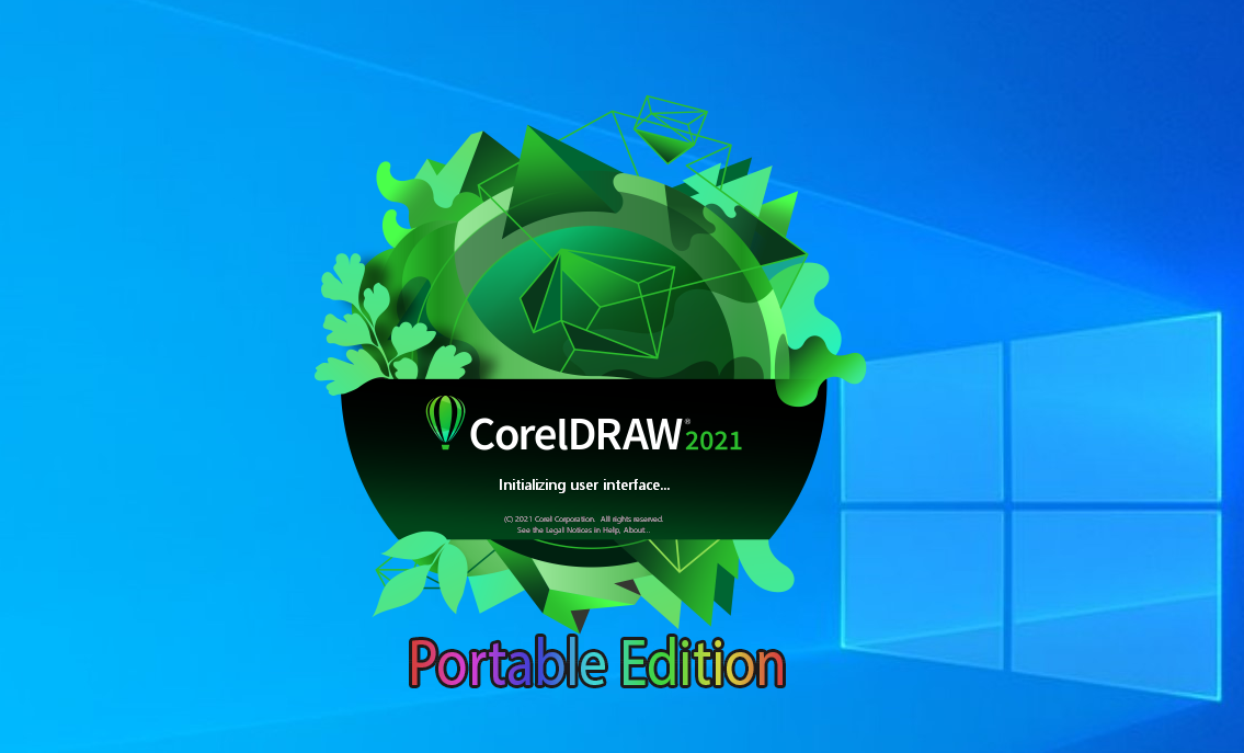 Free Download CorelDraw Portable X4