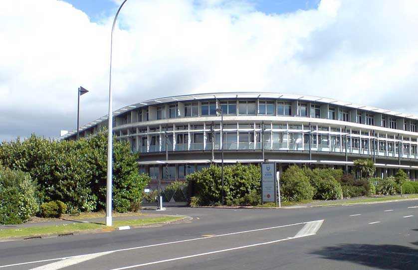 School of Population Health building on the Tāmaki Campus