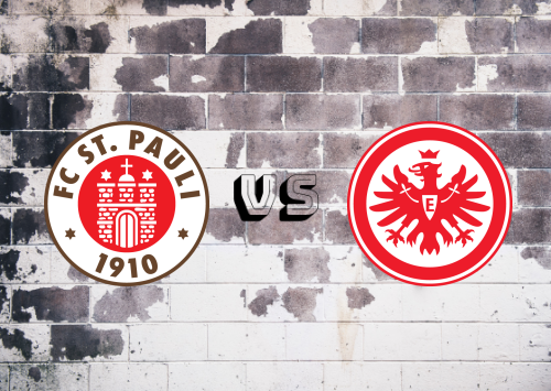 St. Pauli vs Eintracht Frankfurt  Resumen
