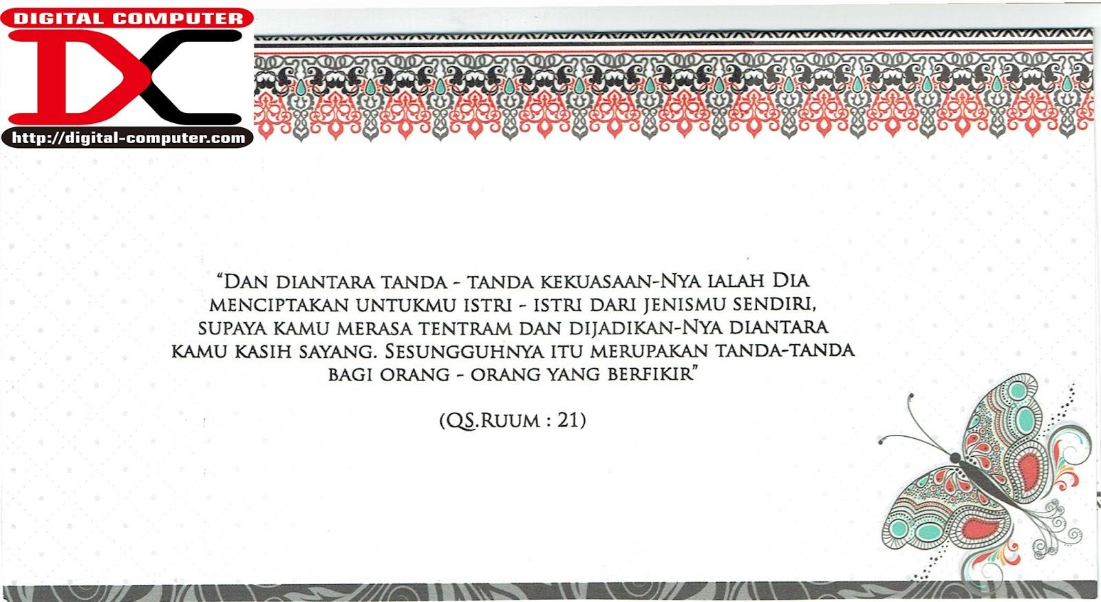 Undangan Softcover Mz Thara 003