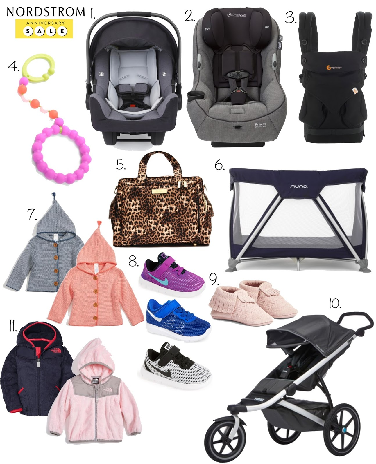 Nordstrom Anniversary Sale for Babies