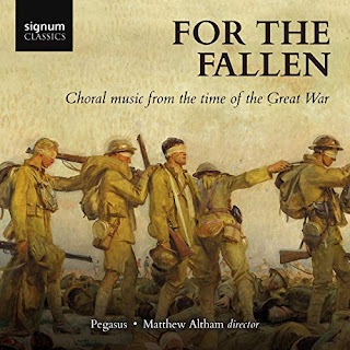 For the Fallen - Pegasus - Signum Classics