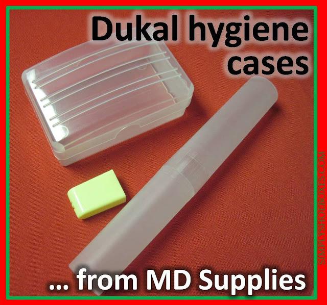 Dukal hygiene cases review.