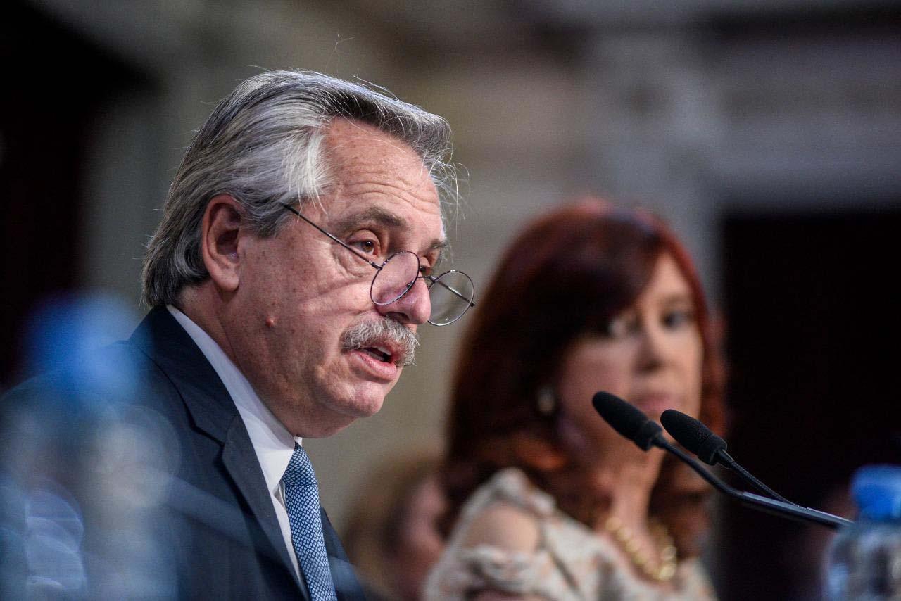 Alberto Fernández pidió aprobar reformas al Impuesto a las Ganancias y a la Justicia