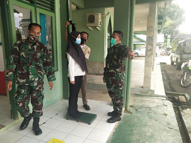 Kodim 1002/Barabai Buka Penerimaan Secaba PK TNI-AD Tahun 2021