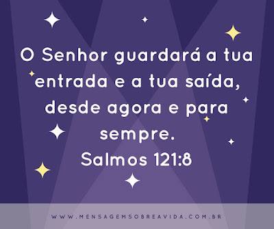 Frases - Salmos 121