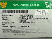Orang Tua Ferry Anang Kaget, KIS Andalan Jokowi Tak Berlaku Lagi di RSUD Kobi?