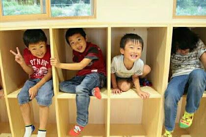 Rahasia Kesehatan Super Anak Di Jepang
