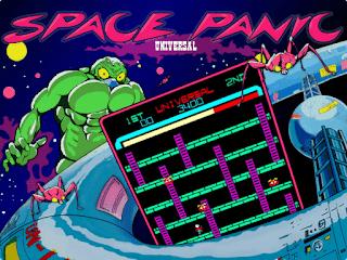 Space Panic - Arcade