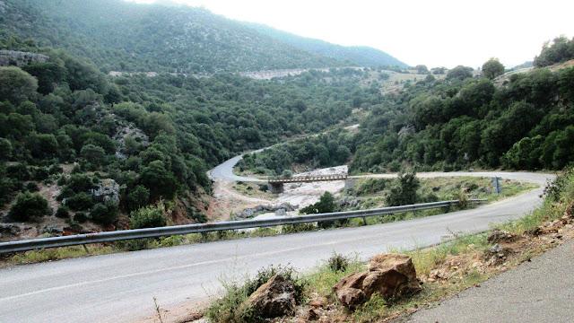 Θεσπρωτία: Επικίνδυνος σε πολλά σημεία ο υπάρχων δρόμος προς το ιστορικό Σούλι