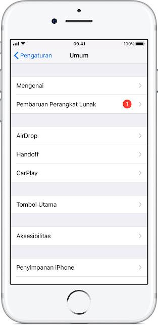 Cara Merekam Layar iPhone, iPad, atau iPod touch Anda Tampa Mendownload dan Menginstall Aplikasi Tambahan