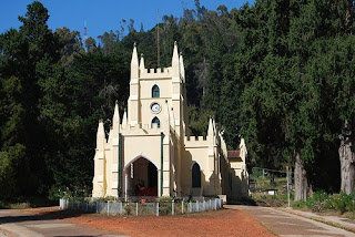 St Stephens Church - Ooty