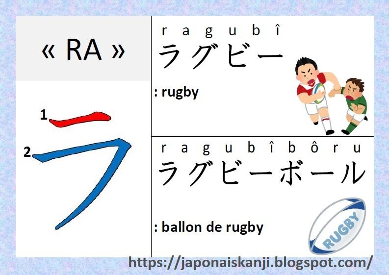 ラグビー 漢字