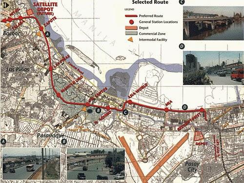 LRT Cavite Extension Update