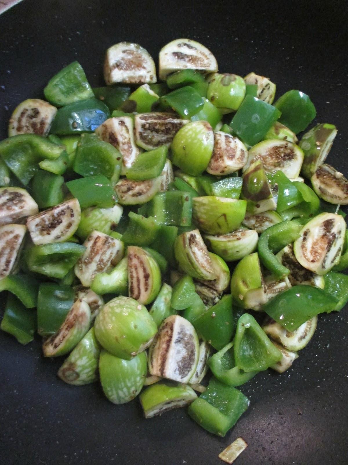 how to cook thai eggplant