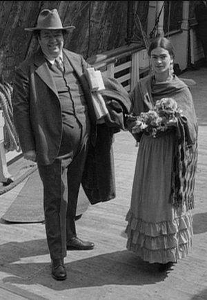 Frida e Diego foto