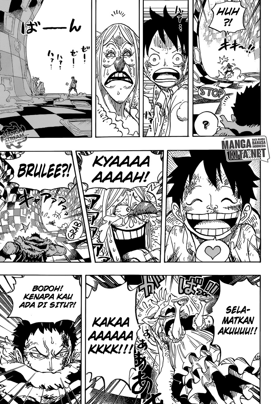 One Piece Chapter 885-10