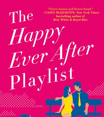 Book Review: The Happy Ever After Playlist (The Friend Zone #2) by Abby Jimenez