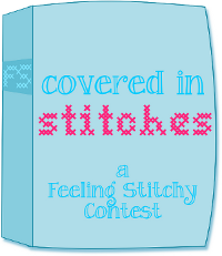 covered in stitches entry