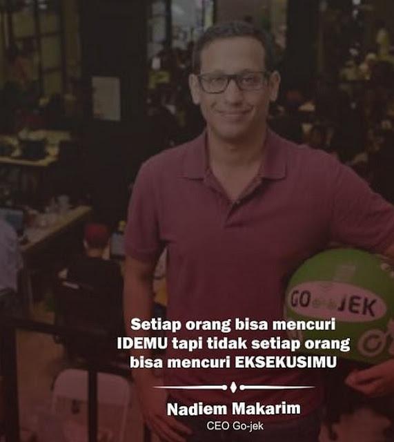 Nadiem Makarim;Nadiem Makarim dan Kisah Suksesnya;