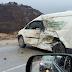 Saobraćajna nesreća na putu Pale - Sarajevo