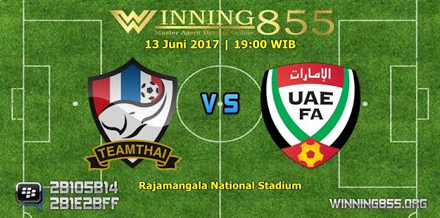 Prediksi Skor Thailand vs UAE