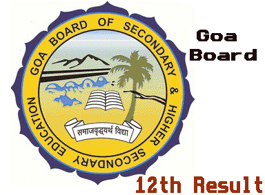 GBSHSHE-Goa-Board-HSSC-12th-Results-2015